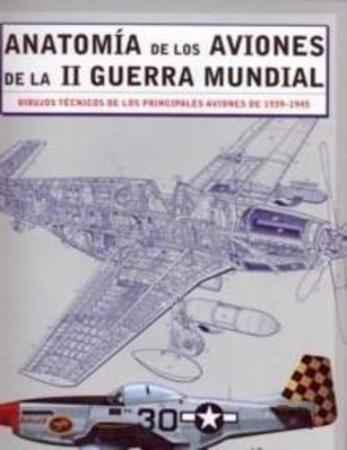 Anatomía de los aviones de la II Guerra Mundial \
